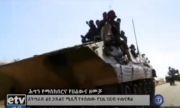 Ethiopian defense force _ Final operation