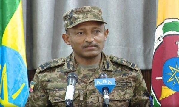 Ethiopian Army _