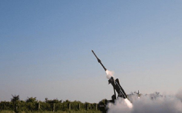 TPLF _ Rocket _ Bahir Dar