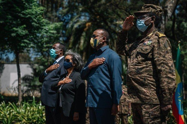 Ethiopian Defense Force _ honored