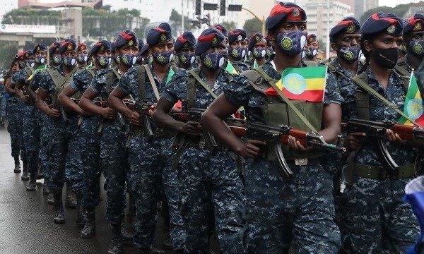 Federal Police _ Mekelle _ Ethiopia