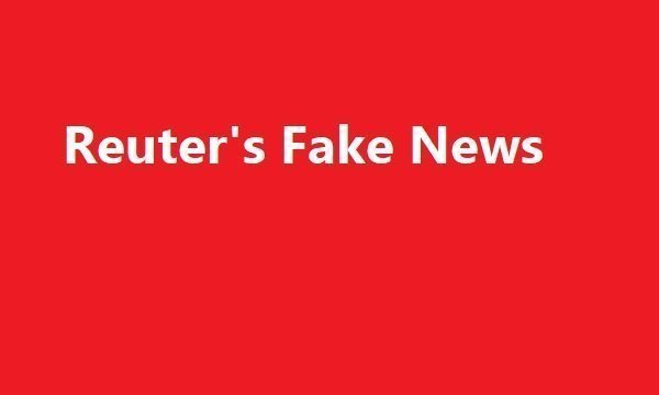 Reuters' Fake News (By LJDemissie)