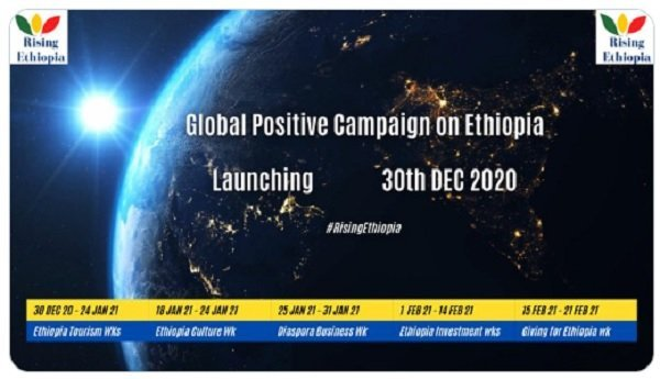 Rising Ethiopia