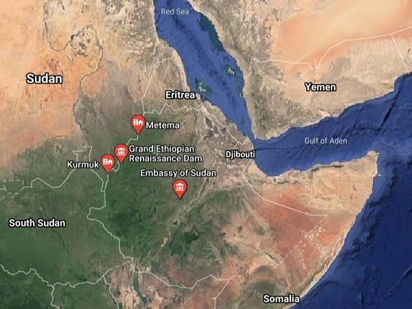 Sudan _ Ethiopia