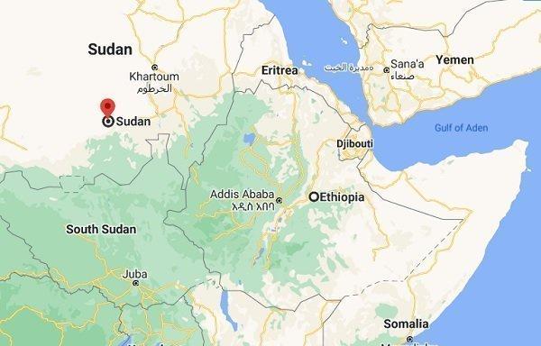 Sudan _ Ethiopia _ border