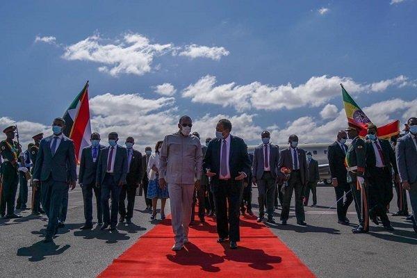 Sudanese PM _ Ethiopia