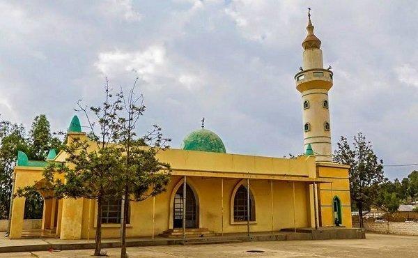 Al Negashi Mosque _ Ethiopia