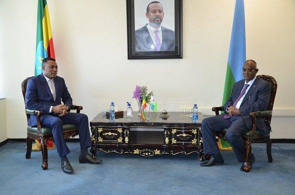 Djibouti _ Ethiopia
