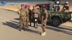 Documentary on Ethiopian Defense Force law enforcement campaign