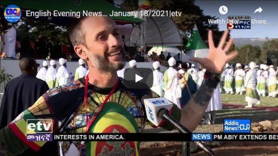 Ethiopian News – Epiphany eve celebrated across Ethiopia