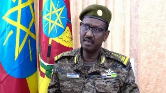 "Ethiopian Defense Chief plays pacifism to Sudan, says ""I would not call it invasion"""