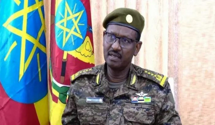 """Ethiopian Defense Chief plays pacifism to Sudan, says """"I would not call it invasion"""""""