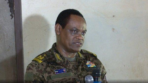 Metekel _ Brig. General Alemayehu Wolde