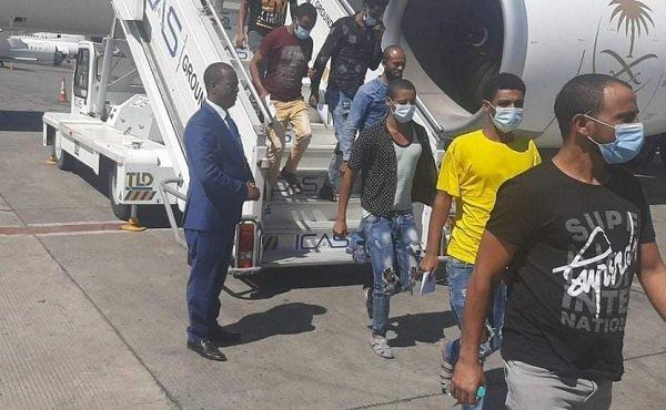 Ethiopian Immigrants _ Saudi Arabia