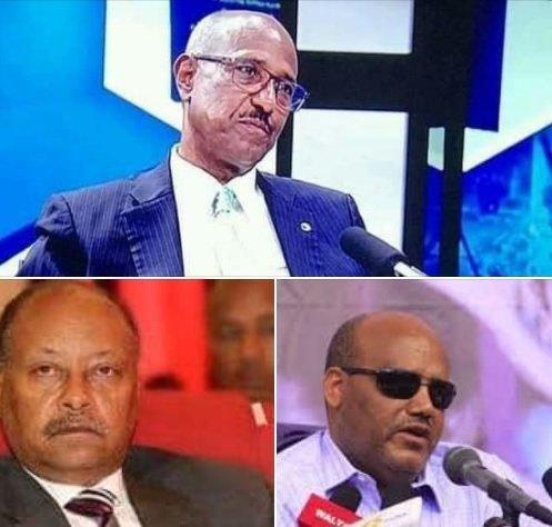 Seyoum Mesfin _ Abay Tsehaye