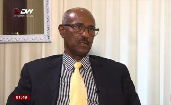 Seyoum Mesfin _TPLF