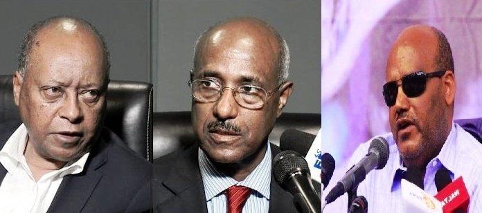 Seyoum Mesfin _ TPLF