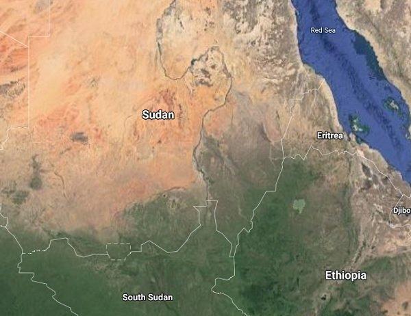 Ethiopian Territory _ Sudan