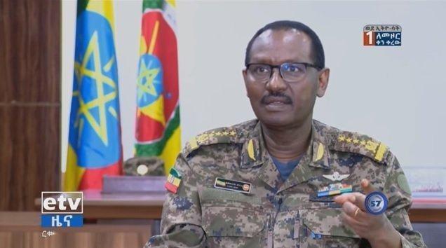 Sudan _ Gen. Berhanu Jula