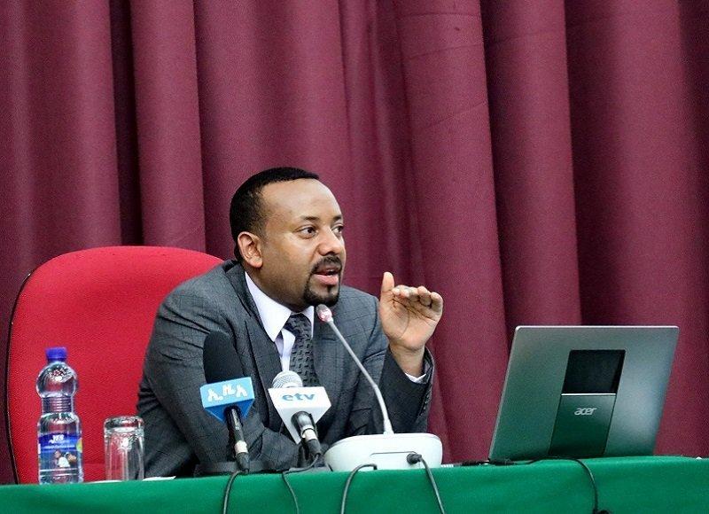 Ethiopia _ Abiy Ahmed