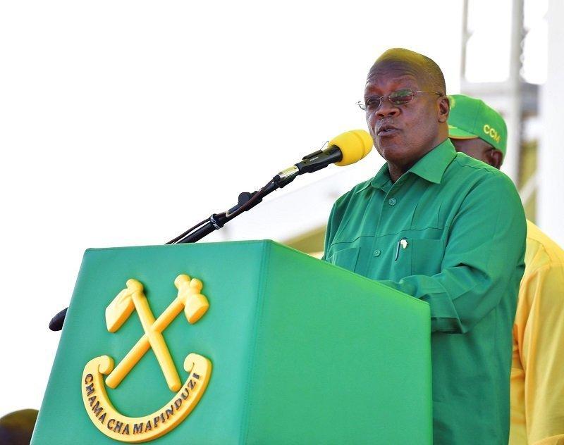 John Magufuli _ Tanzania