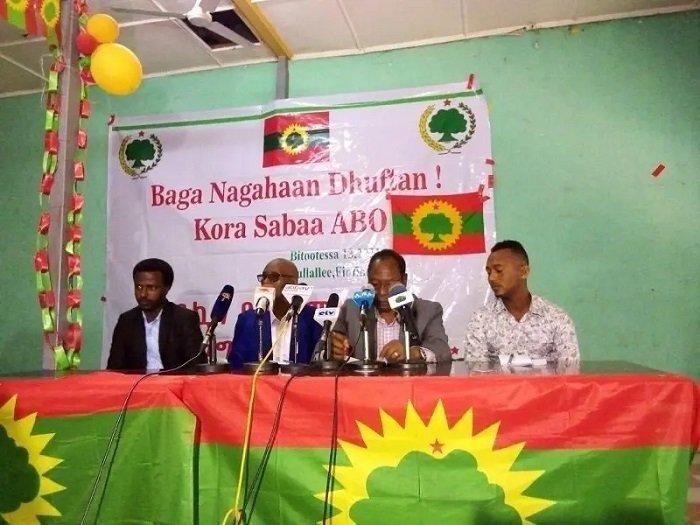 Oromo Liberation Front _ NEBE