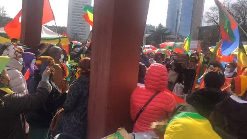 Eritreans _ Ethiopians