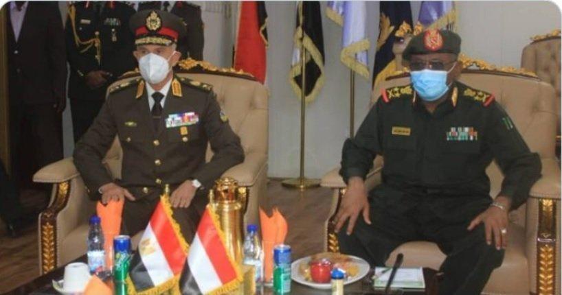 Sudan _ Egypt