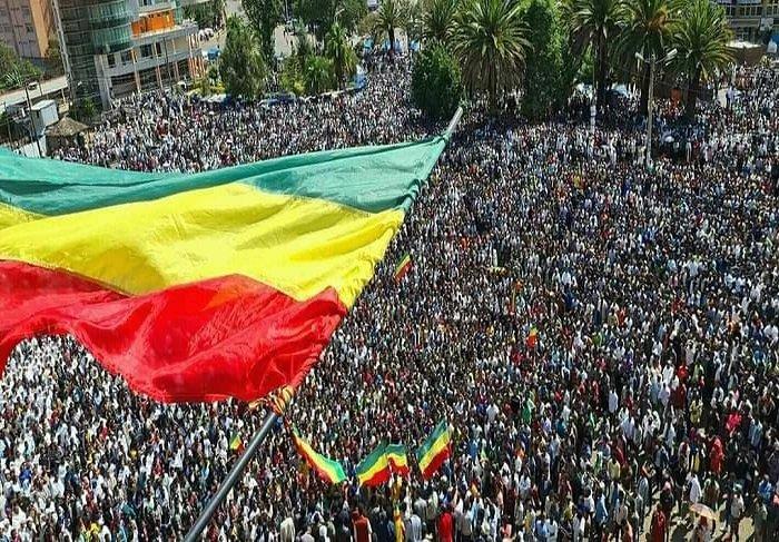 Demonstrations _ bahir dar _ Dessie _ debremarkos