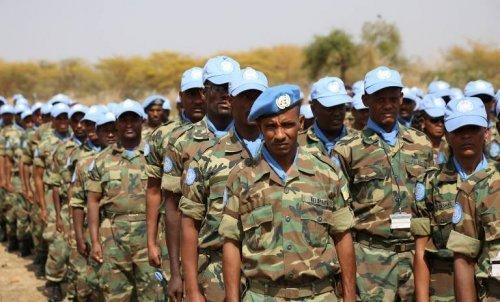 Ethiopian Peacekeeping