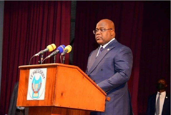 Felix Antoine Tshisekedi Tshilombo _ Kinshasa  GERD negotiation