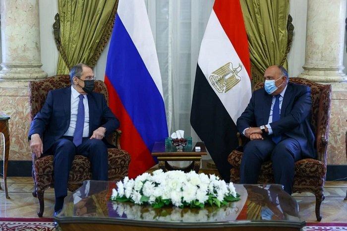 Russia _ Egypt _ GERD _ Nile