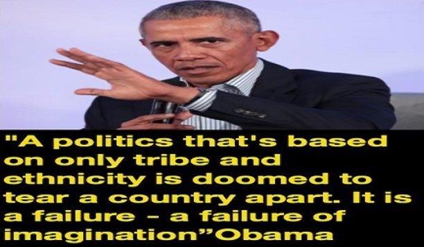 Institutionalized tribalism _ Ethiopia