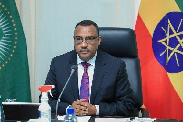 Demeke Mekonen _ Deputy PM