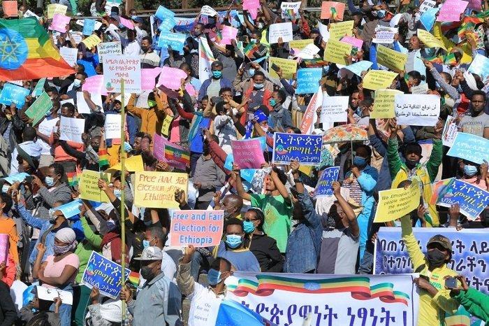 U.S intervention _ Ethiopia