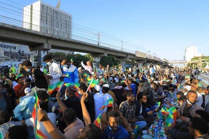 Great Street Iftar - Addis Ababa