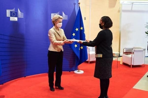 Hirut Zemene _ European Union