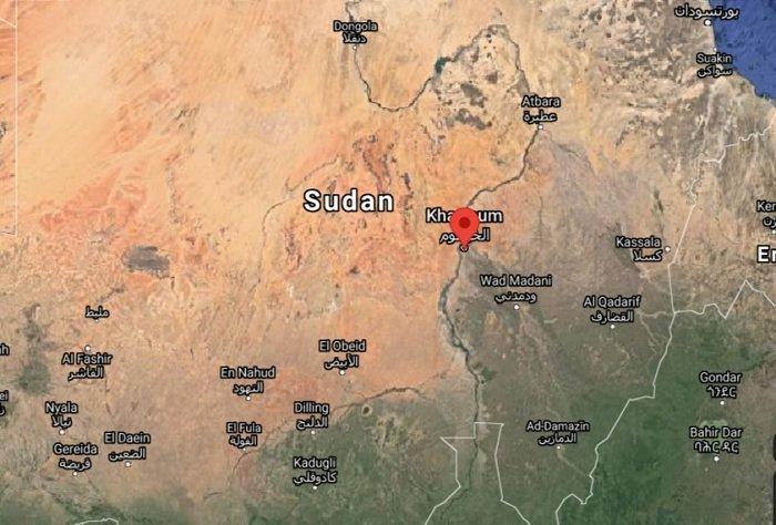 Sudan _ Protest