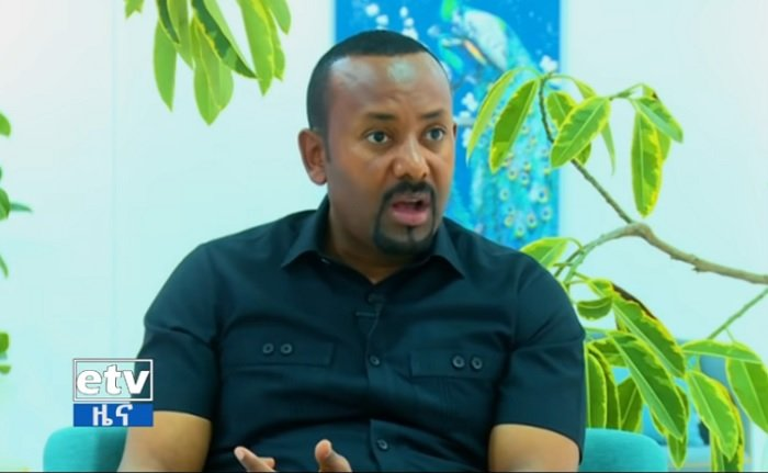 Abiy Ahmed Interview