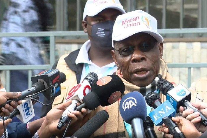 Ethiopia Election _ Olusegun Obasanjo