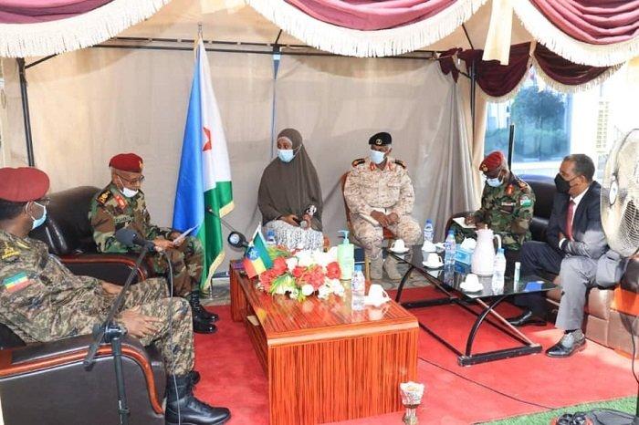 Djibouti _ Ethiopia _ Military cooperation