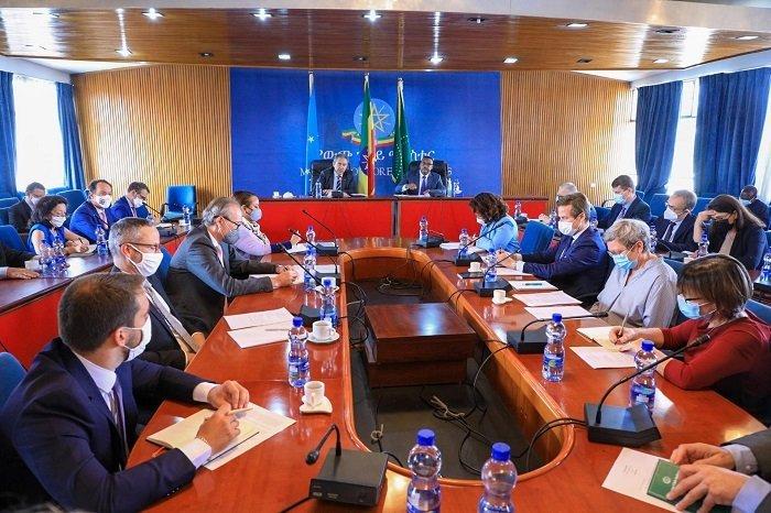 Ethiopia European Union