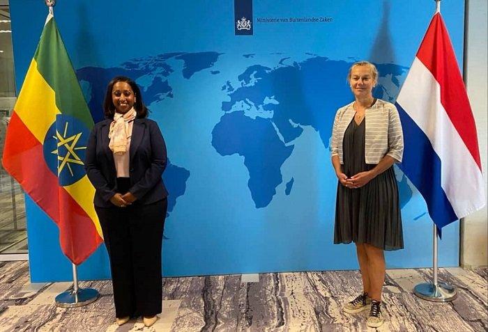 Dagmawit Moges _ Ethiopia _ The Netherlands