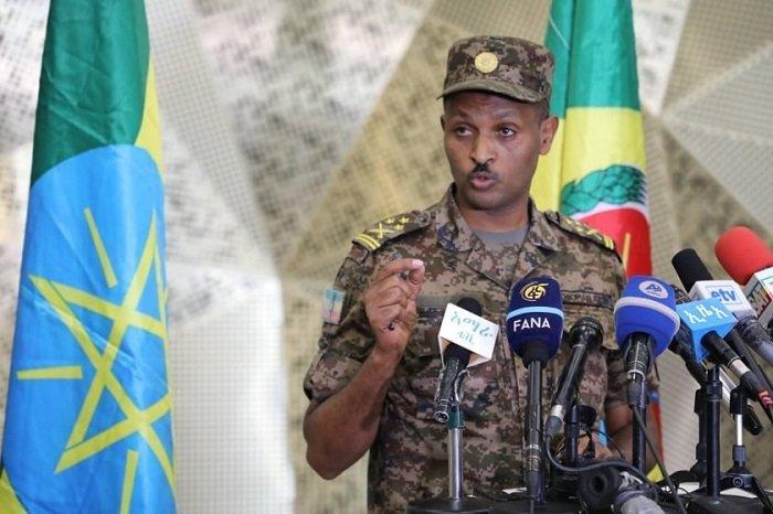 Ethiopia Defense Force _