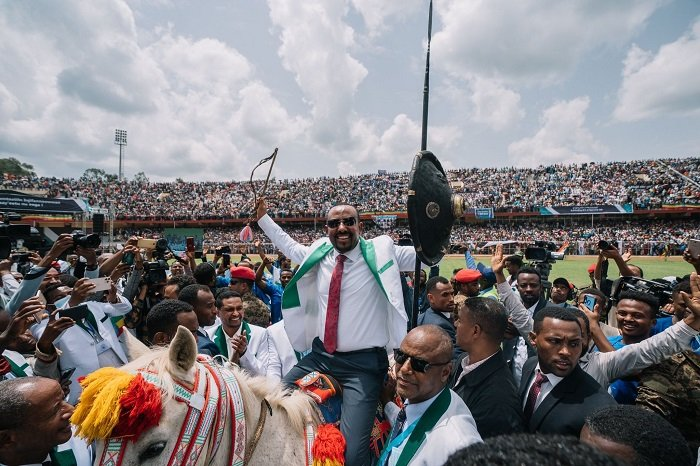 Abiy Ahmed _  Jimma  _ Ethiopia