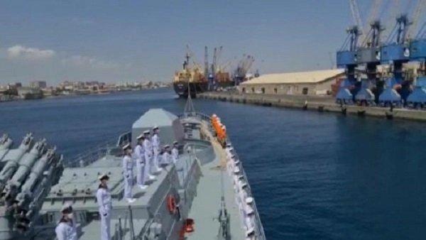 Sudan _ Russia _ naval base