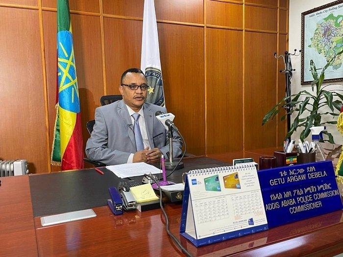 Police _ Addis Ababa _ TPLF