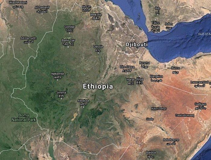 Ethiopia _