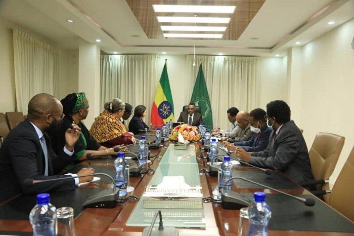 Ethiopian FM _