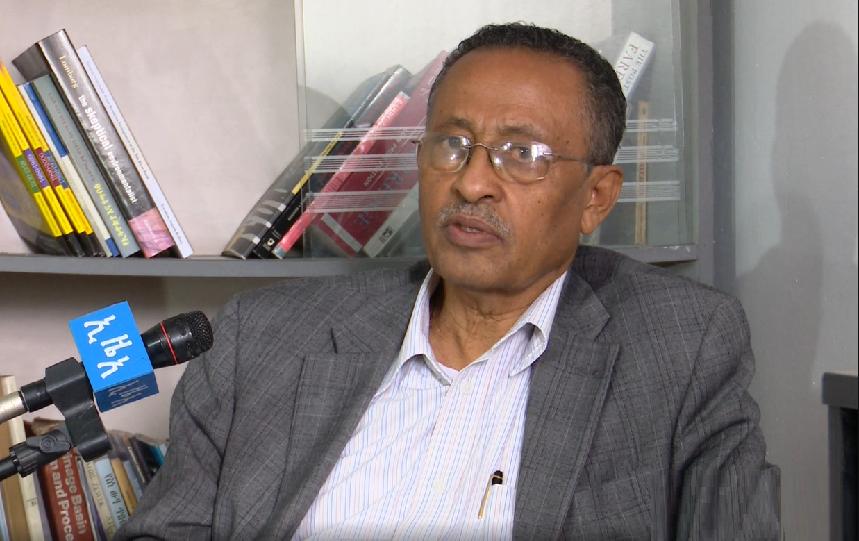 Second filling _ Ethiopia _ GERD
